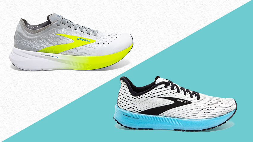 Brooks launches its Vaporfly competitor – the Hyperion Elite