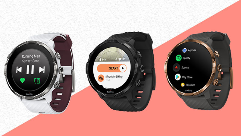 Suunto goes mainstream with its latest fitness and lifestyle watch