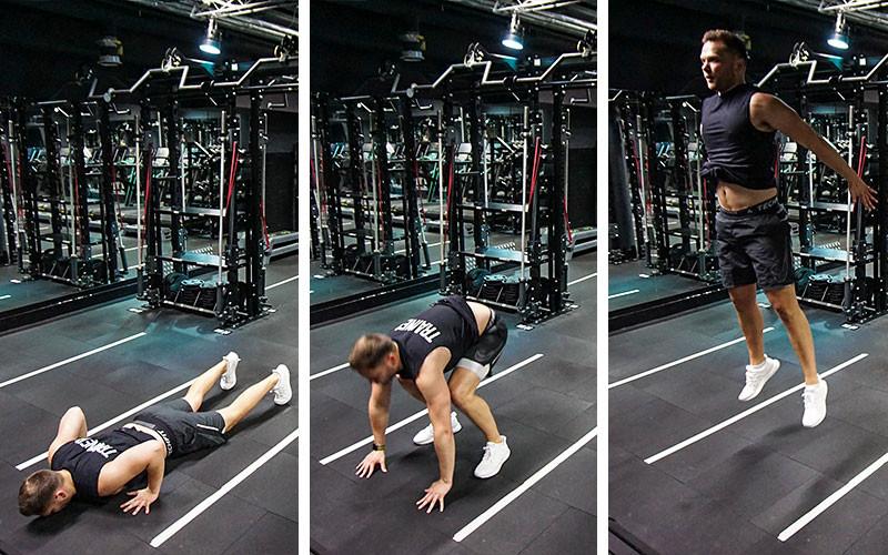 The best bodyweight workout