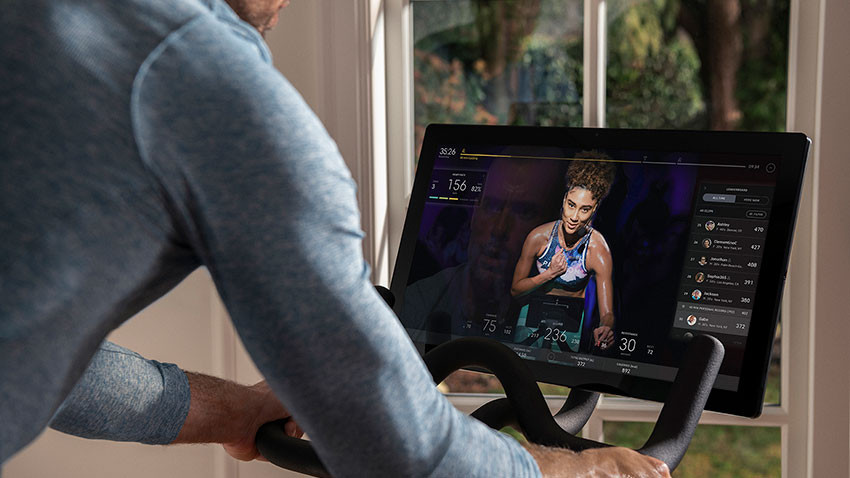 The best on demand fitness | Peloton, FIIT and Zwift