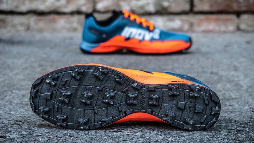 Inov-8 launches twin-spike technology for unpredictable trails